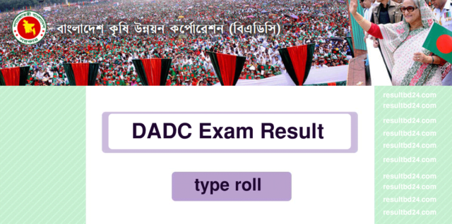 badc result