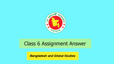 class 6 bgs